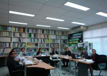 ประชุมคณะกรรมการประจำสถาบันฯ ครั้งที่ 1/2562