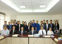 การประชุมนำเสนอรายงานความก้าวหน้าโครงการวิจัย