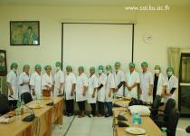 กลุ่มวิสาหกิจชุมชนเกษตรอินทรีย์ทุ่งทองยั่งยืนเดินทางมาศึกษาดูงาน