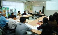 Deputy Directors from Laos PDR visited CAI