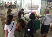 โครงการเกษตรปลอดภัยในโครงการเกษตรปลอดภัยสู่ชุมชน ชุมชนเกื้อหนุนเกษตรกร (CSA)
