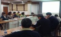 Coordinators of Community and Social Development Division Meeting