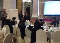 การประชุมผู้ประสานงานฝ่ายชุมชนและสังคม สกว. ประจำปี 2560